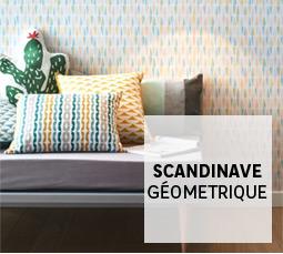 Scandinave géometrique