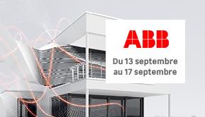 ABB - Du 13 septembre au 17 septembre