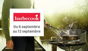 barbecook - Du 6 septembre au 12 septembre