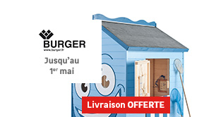BURGER - Jusqu'au 1er mai - LIVRAISON OFFERTE