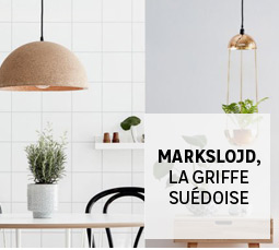 Markslojd, la griffe suédoise