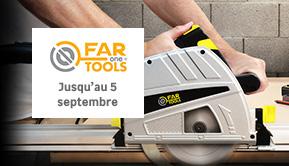 Far One Tools - Jusqu'au 5 septembre