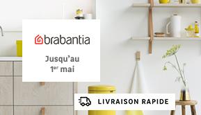 brabantia - Jusqu'au 1er mai - LIVRAISON RAPIDE