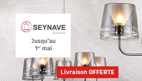 SEYNAVE - Jusqu'au 24 avril - LIVRAISON OFFERTE