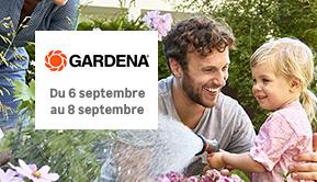Gardena - Du 6 septembre au 8 septembre