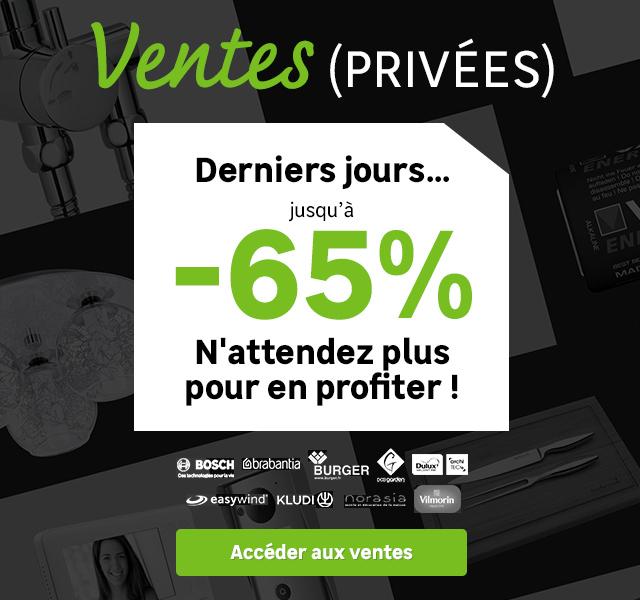 ventes privées